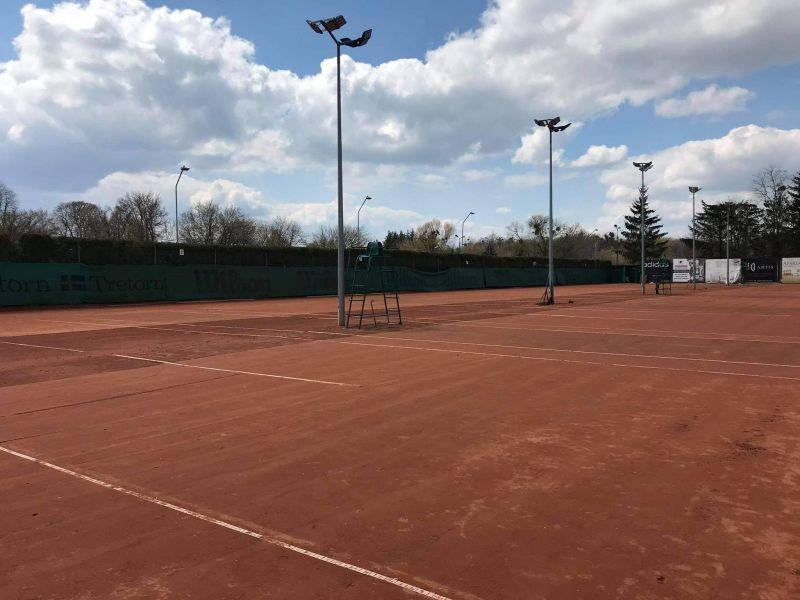 Zamojscy tenisiści szykują się do nowego sezonu