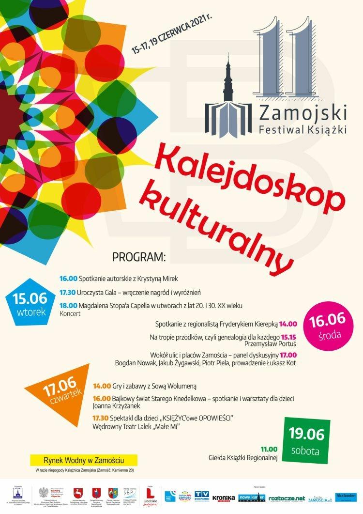 Zamojski Festiwal Książki