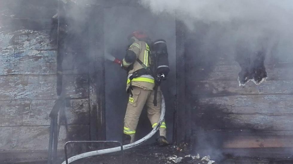 Zapalenia sadzy przyczyną pożarów