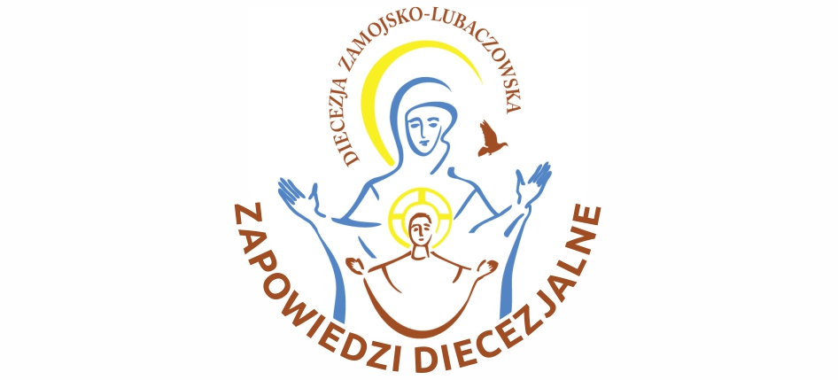 Zapowiedzi diecezjalne 13 czerwca