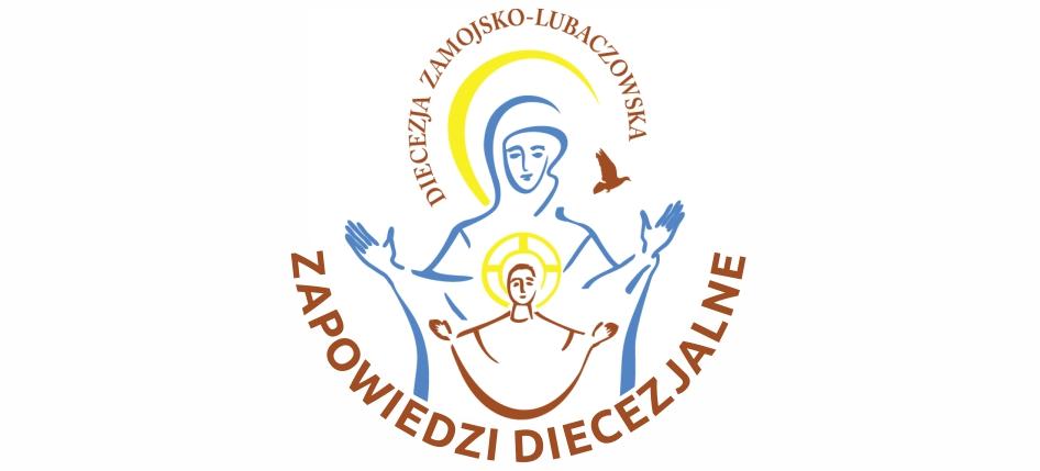 Zapowiedzi diecezjalne 13 maja