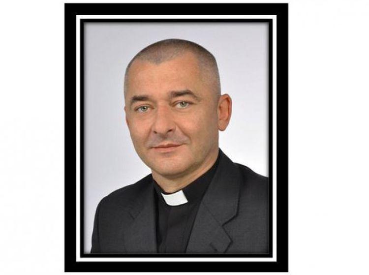 Zmarł ks. Jacek Bartecki