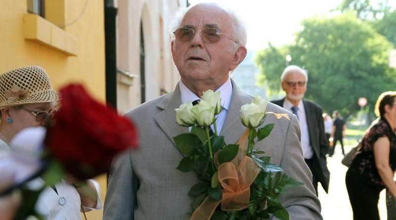 Zmarł prof. Jerzy Antoni Kowalczyk