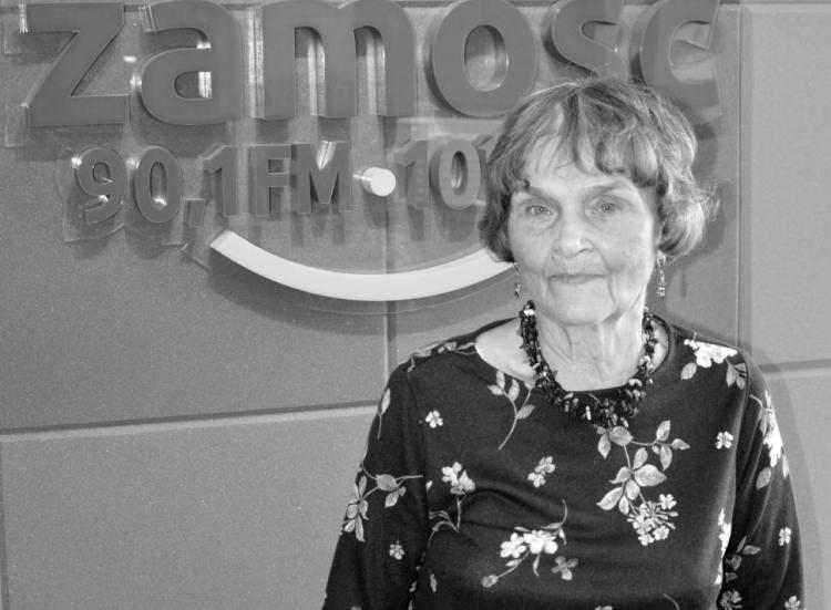 Zmarła Janina Kalinowska