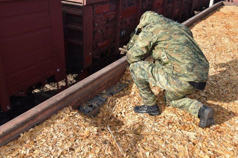 Znaleziono wyroby tytoniowe w pociągach