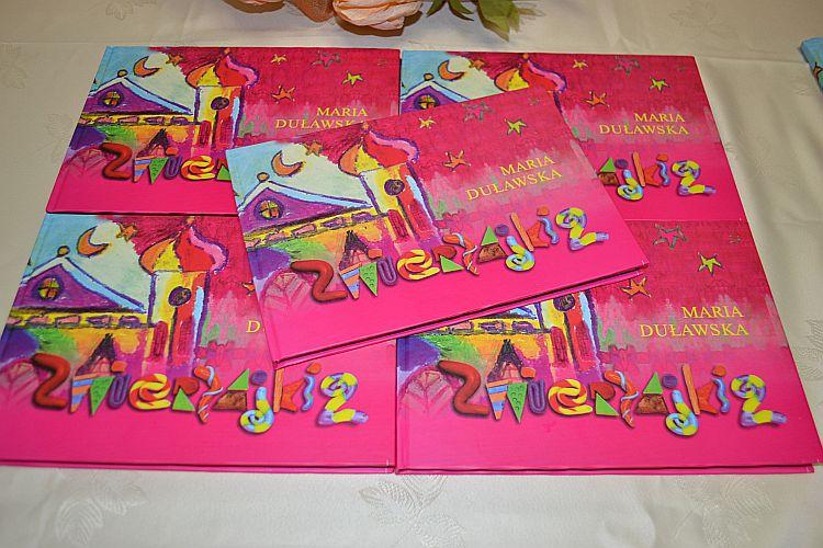 """""""Zwierzajki 2""""  - promocja książki"""