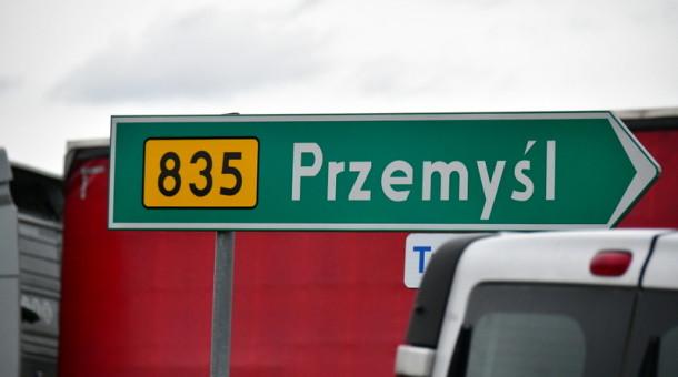 Biłgoraj. Remont drogi W835