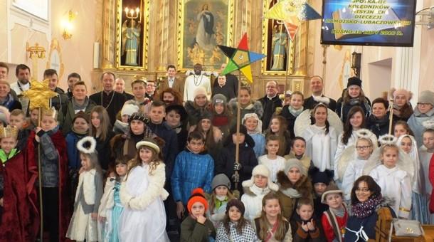 Diecezjalne Spotkanie Kolędników Misyjnych 2019