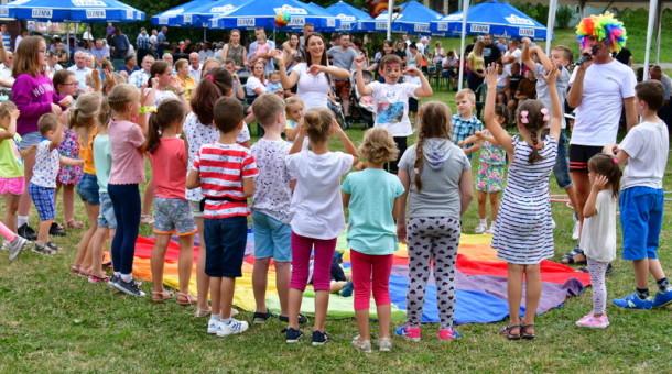 Festyn rodzinny w Goraju