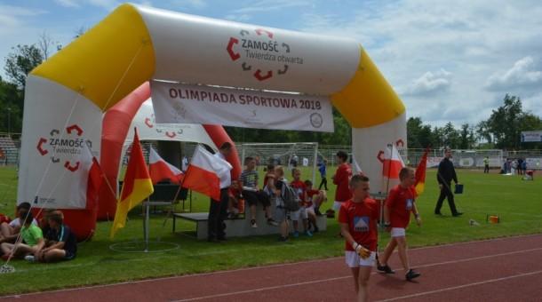 III Olimpiada Sportowa i Pielgrzymka Ministrantów 2019
