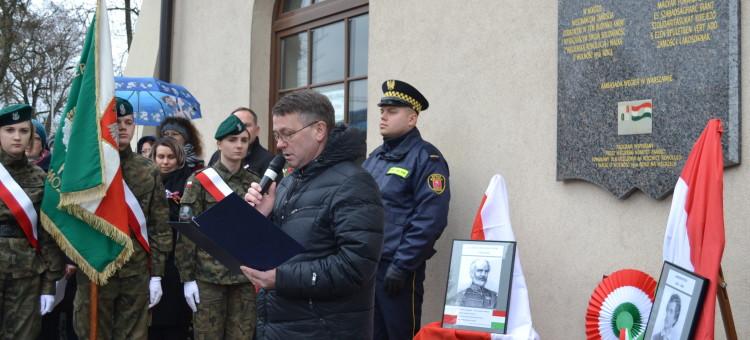 Upamiętniono Narodowe Święto Węgier.