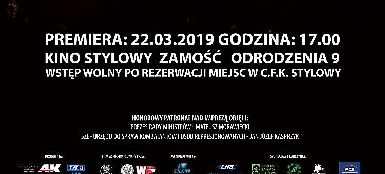 'Wszystko dla Polski' - premiera