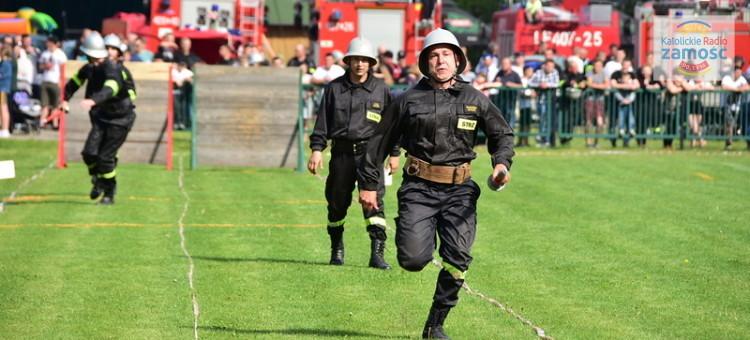 Zawody sportowo-pożarnicze w Soli
