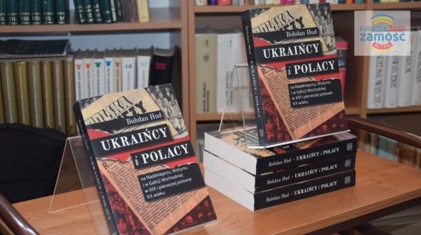 """Lubaczów. """"Ukraińcy i Polacy..."""" w Miejskiej Bibliotece"""