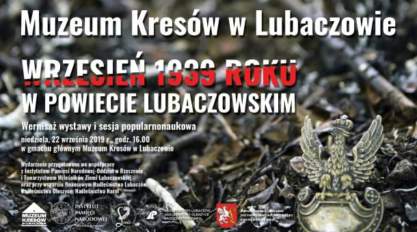 Lubaczów. Wrzesień 1939 w powiecie lubaczowskim