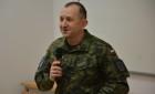 Spotkanie z gen. Jarosławem Gromadzińskim