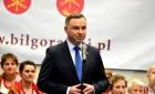 Wizyta Prezydenta RP Andrzeja Dudy w Biłgoraju