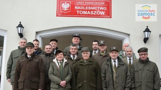 Tomaszów Lubelski. Porozumienie Regionalnych Dyrekcji Lasów Państwowych