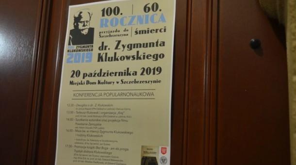 W Szczebrzeszynie podsumowano Rok Klukowskiego
