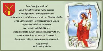 Adam Wal - Wójt Gminy Nielisz