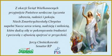 Jerzy Chróścikowski - Senator RP