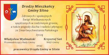 Krzysztof Seń - Wójt Gminy Sitno