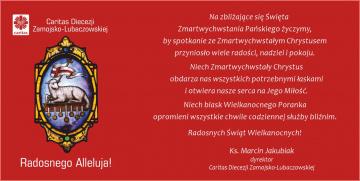 ks. Marcin Jakubiak - Caritas Diecezji Zamojsko-Lubaczowskiej