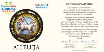 ks. Sylwester Zwolak i Andrzej Rzemieniak - Katolickie Radio Zamość