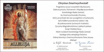 ks. Sylwester Zwolak i ks. Rafał Kowalczuk - Katolickie Radio Zamość