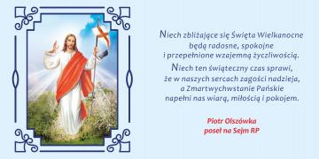 Piotr Olszówka - Poseł na Sejm RP