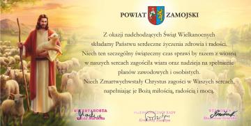 Stanisław Grześko - Starosta Zamojski