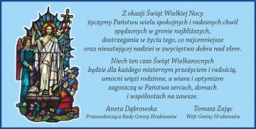 Tomasz Zając - Wójt Gminy Hrubieszów