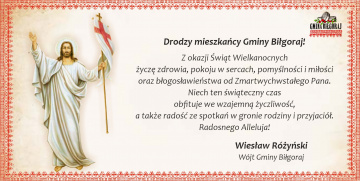 Wiesław Różyński - Wójt Gminy Biłgoraj