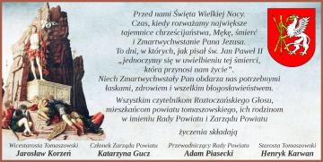 Henryk Karwan - Starosta Tomaszowski