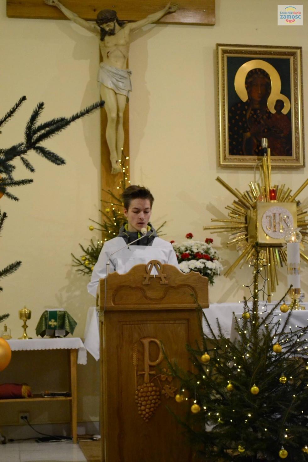 kościół filialny pw. Matki Bożej Częstochowskiej w Ciotuszy