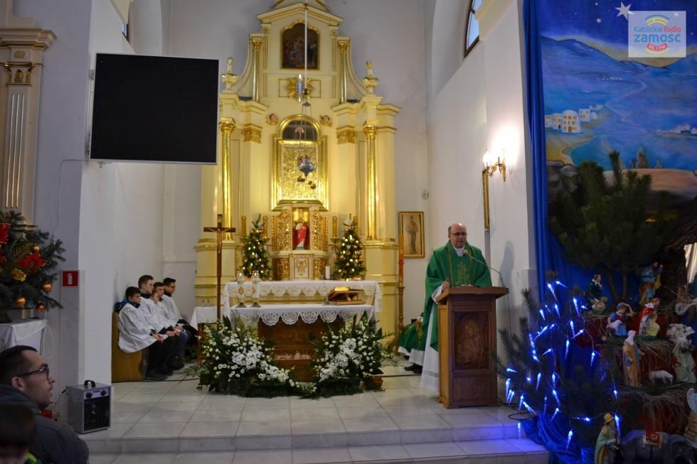 kościół parafialny w Majdanie Sopockim