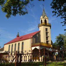 Niedziela Radiowa w parafii pw. Matki Bożej Różańcowej w Zawalowie
