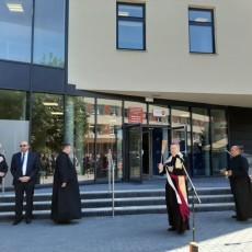 """Otwarcie nowego budynku Oddziału Kardiologii w szpitalu """"papieskim"""""""