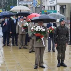 Lubaczów. Obchody 81. rocznicy wybuchu II Wojny Światowej
