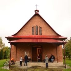 Niedziela Radiowa w parafii pw. Świętej Katarzyny Aleksandryjskiej  w Szczebrzeszynie