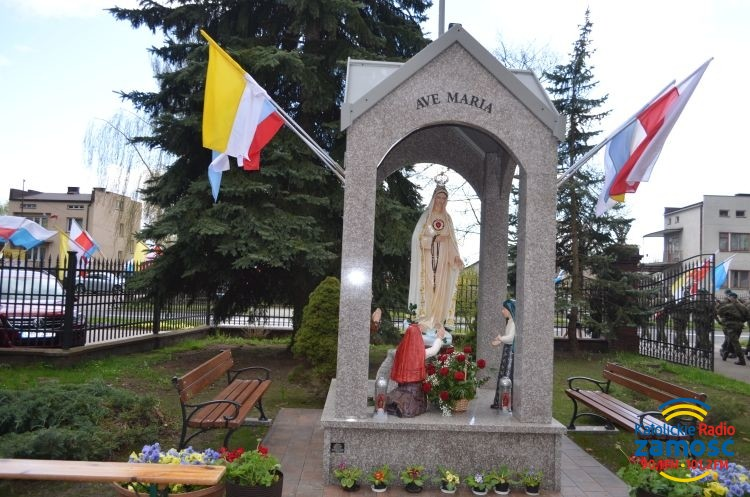 Uroczystość NMP Królowej Polski i Święto Narodowe Trzeciego Maja w Hrubieszowie