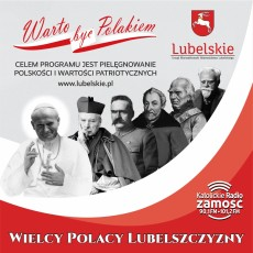 Wielcy Polacy Lubelszczyzny