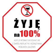 ŻYJĘ NA 100%